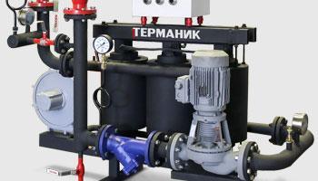 Высокотемпературный узел нагрева Терманик Техно
