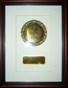 Гемма медаль