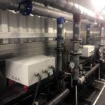 Индукционные нагреватели блочно-модульной котельной